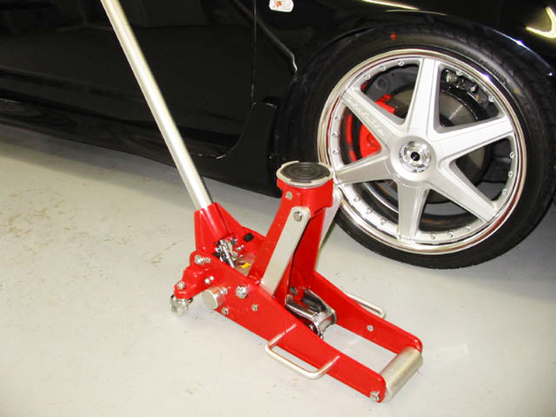 1tonne alloy racing car jack